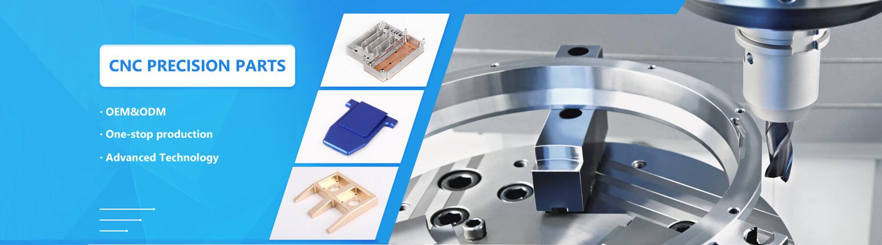 CNC machining in china
