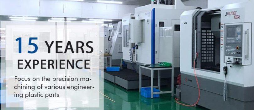 15 years machining companies